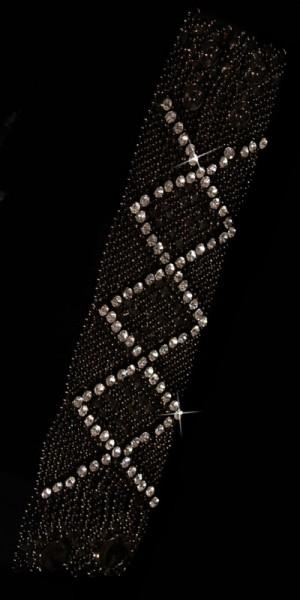 Luxus Armband mit Strasssteinen