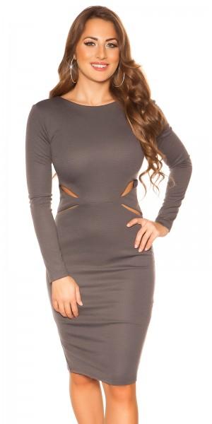Sexy Koucla Kleid mit sexy Cut Outs