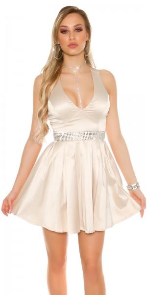 Sexy Koucla Abendkleid mit Strasssteinen