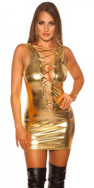 Sexy KouCla Party Träger Minikleid